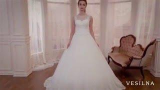 Покупка свадебного платья от VESILNA™ модель 3053
