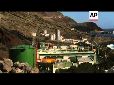 Sustainable energy in Canary Island