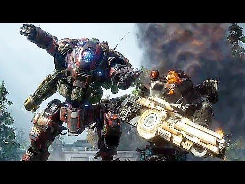 Titanfall 2 Multiplayer Gameplay - Gamecom 2016