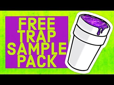 FREE Trap Sample Pack 2018 | Free Sample Pack / Drum Kit (2018)