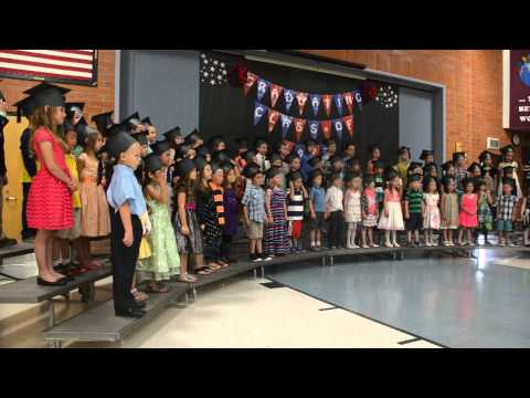 Big Big Dreams - Kindergarten Graduation