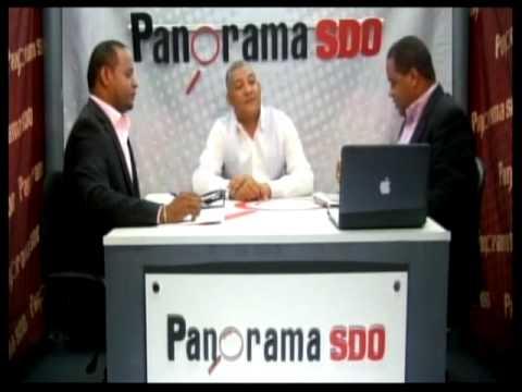 Panorama S D O  17 09 14 - Con el Diputado Radhames Gonzalez como invitado especial.