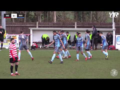 Highlights: Kingstonian 2-3 Worthing 2-2-2019
