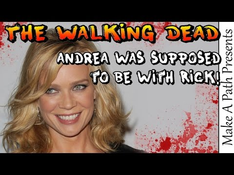 Laurie Holden had 8yr DEAL! The BIGGEST Mistake on The Walking Dead TV Series?