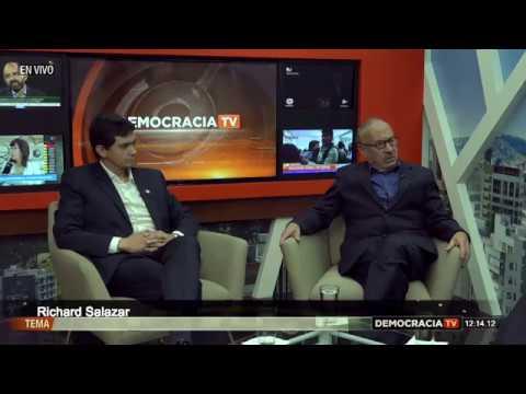 DemocraciaTV: Diálogos - ¿Cómo enfrentar el momento político?