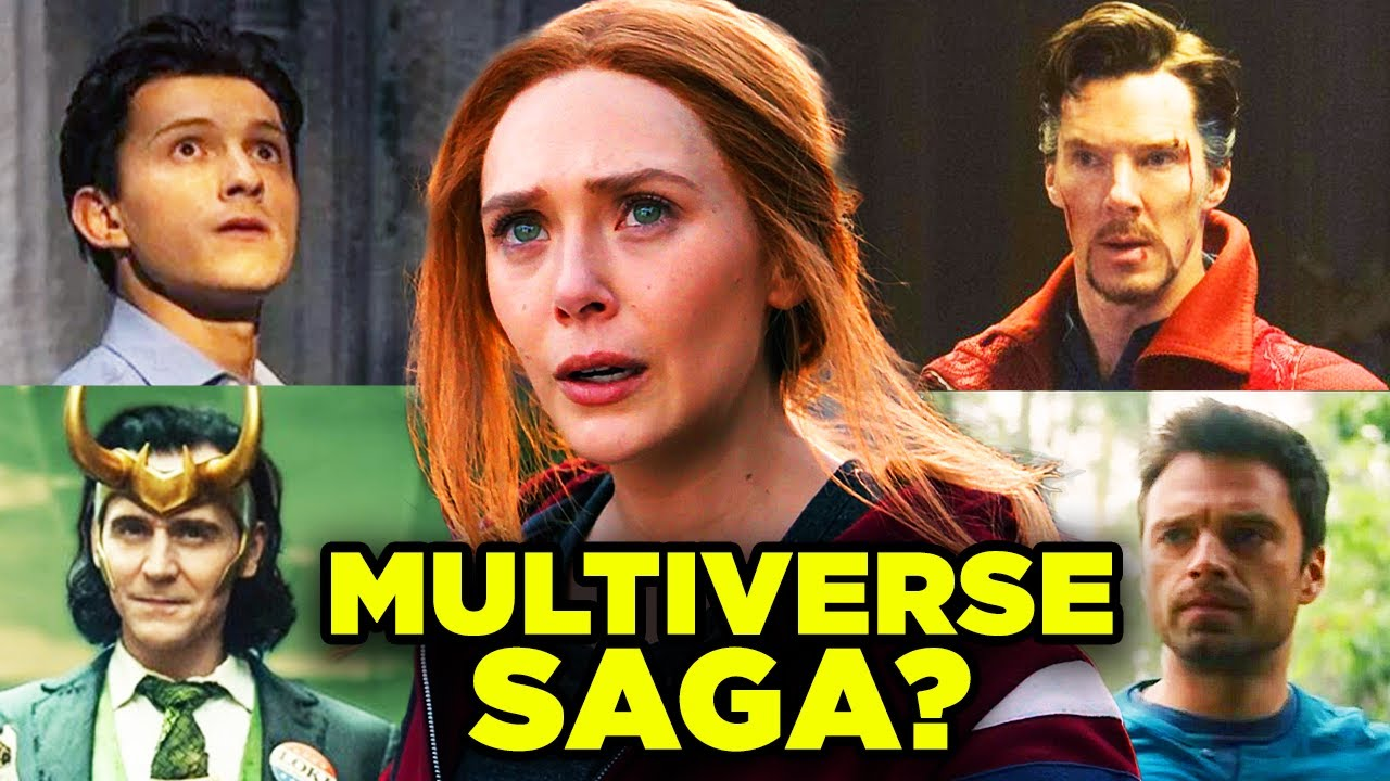 WandaVision Launching MCU MULTIVERSE SAGA? No Way Home, Loki & Multiverse of Madness! | RT 209