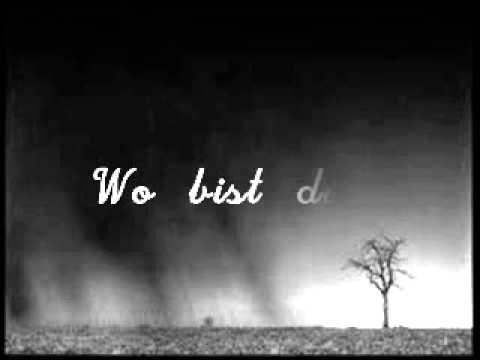Gigi D`Alessio - Dove sei *Deutsche Lyrics*