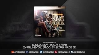 Soulja Boy - Ready 4 War [Instrumental] (Prod. By Elijah Made It & Nat The Genius)