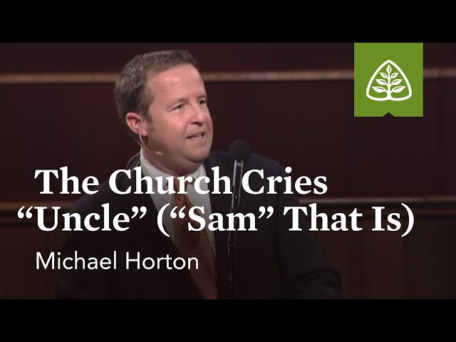 Michael Horton: The Church Cries