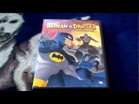 The Batman VS Dracula Dvd (Review)