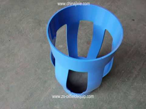 Single Piece Casing Centralizer Made Of Steel Pipe From Puyang Zhongshi Group in China