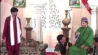 Zafri Khan and Asif Iqbal Pakistani Stage Drama Full Comedy Clip