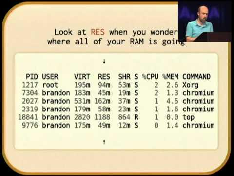 Python, Linkers, and Virtual Memory