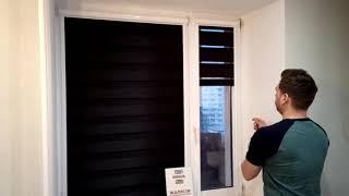видео Цвета жалюзи и рулонных штор