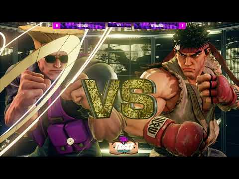 Tips & Tricks SFV tournament Afromatic vs DeeDogg