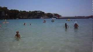 Porto Cristo Majorca July 2012