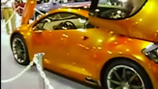 Mitsubishi Eclipse Concept E Videos