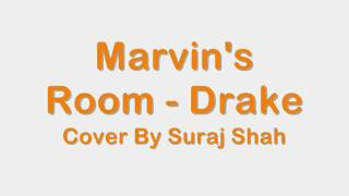 Drake - Marvin's Room - Cover