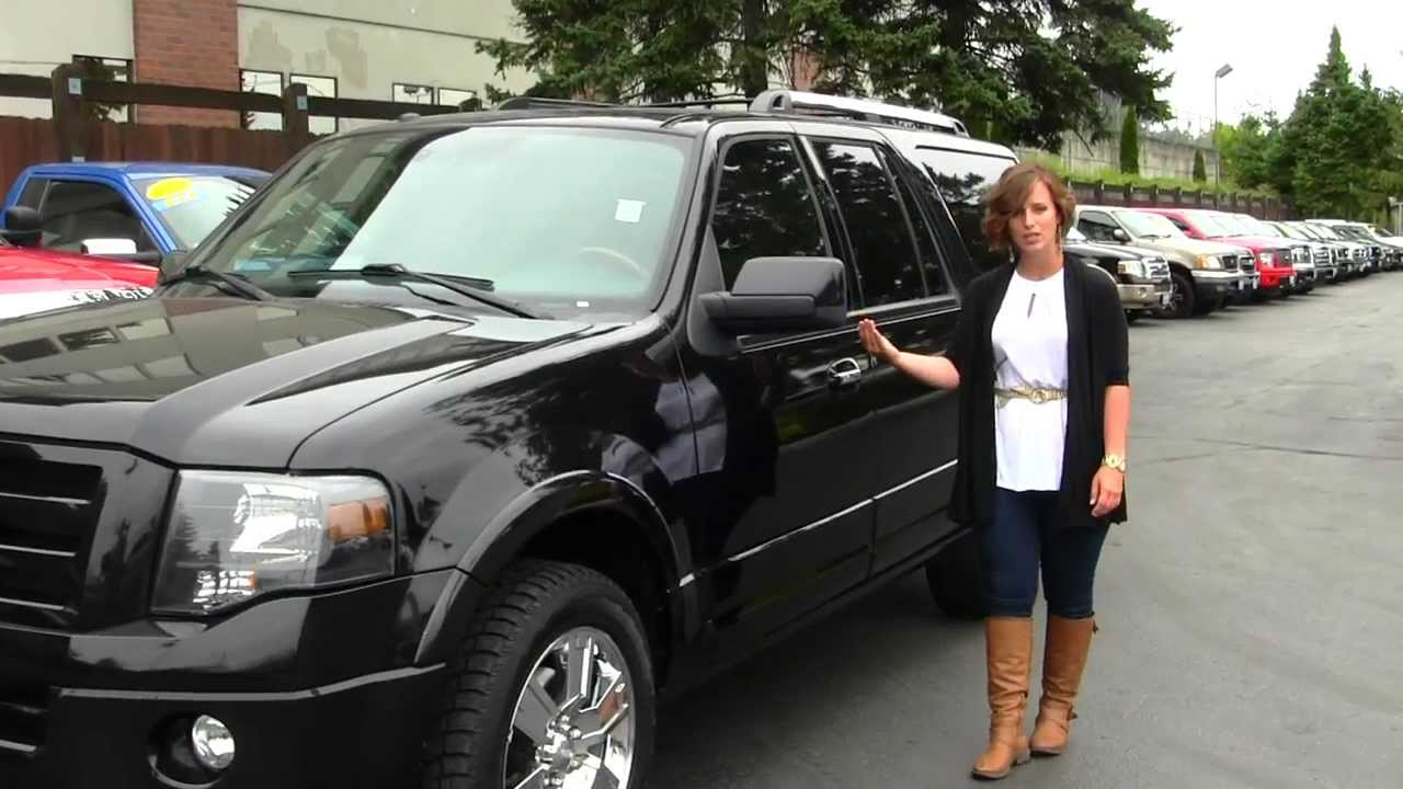 virtual walk around tour of a 2010 ford expedition max limited at titus will ford in tacoma. Black Bedroom Furniture Sets. Home Design Ideas