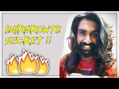 how-to-grow-hair-faster-and-stronger-naturally- -hair-growth-secret- -ajeesh-nair- -therealmenshow★