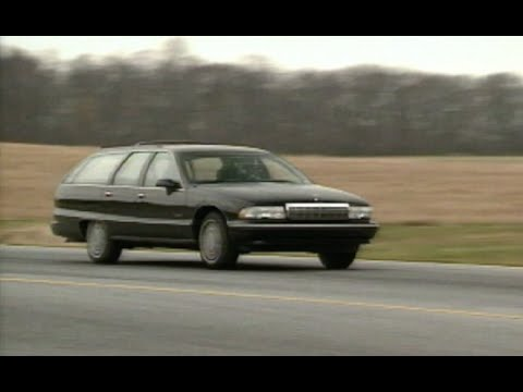 MotorWeek | Retro Review: 1991 Chevy Caprice Wagon