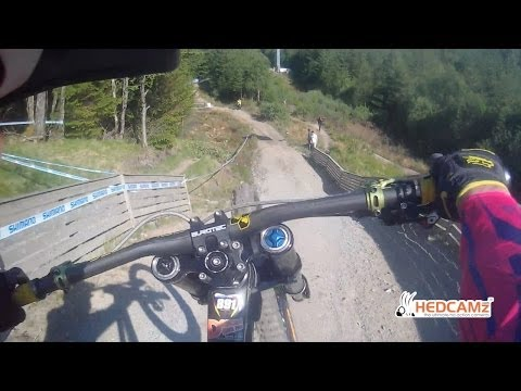 HEDCAMz - Fort William World Cup Madness!