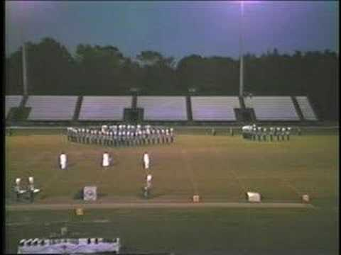 The First Triton High School Marching Band 1985 -- Part 1