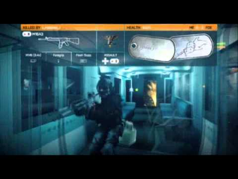 Battlefield 3 Guia mapa Operation metro 1