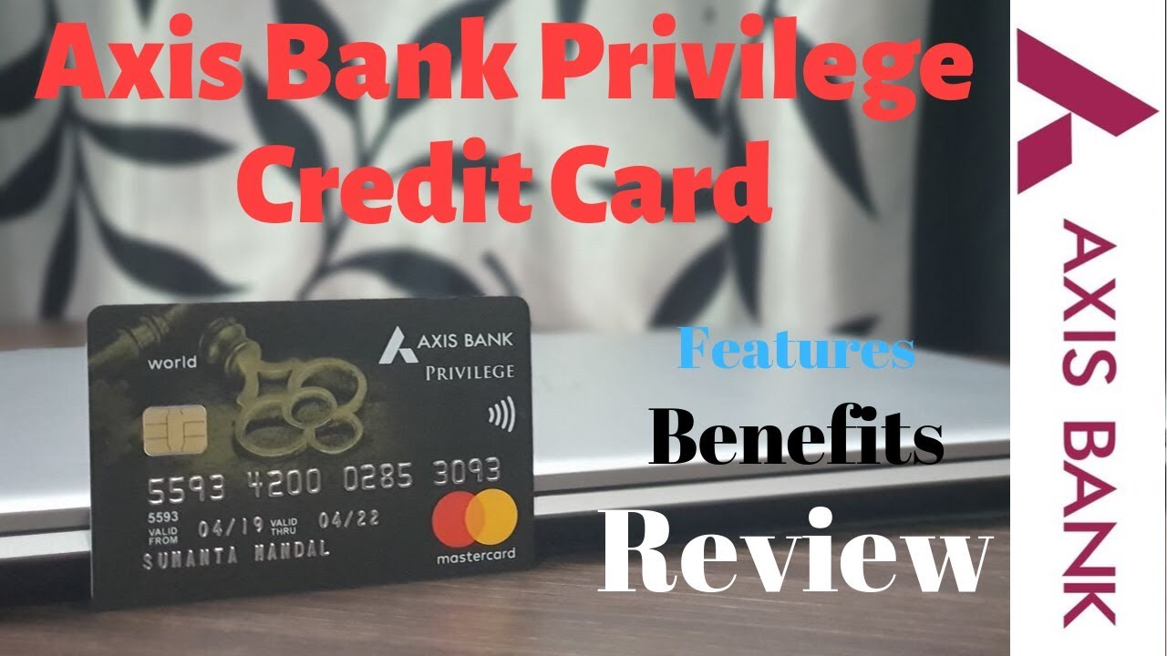 benefit of axis bank credit card