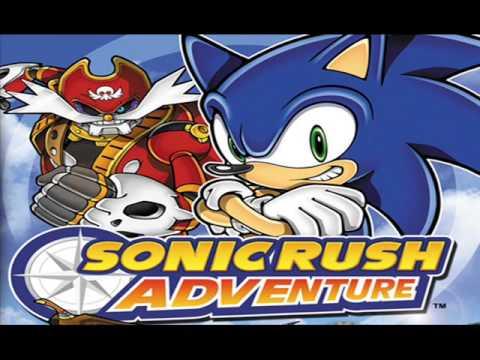 Sonic Rush Adventure Final Boss Deep Core Allgero Theme
