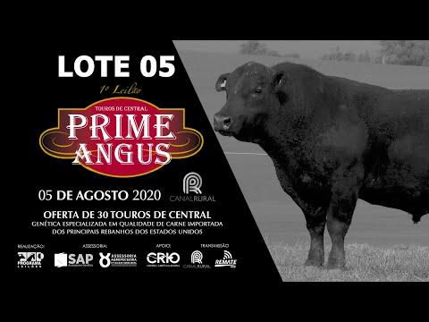 LOTE 05   BLACK OPAL TE875  DENVER Prod  Agência El Campo