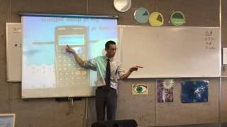 Scientific Notation (2 of 2: Role of the Scientific Calculator in Scientific Notation)