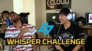 CLG Whisper Challenge | HyperX Moments