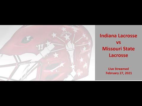 Indiana Lacrosse vs Missouri State Lacrosse - Game 1