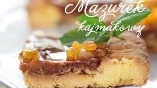 Mazurek kajmakowy | Dorota Kamińska