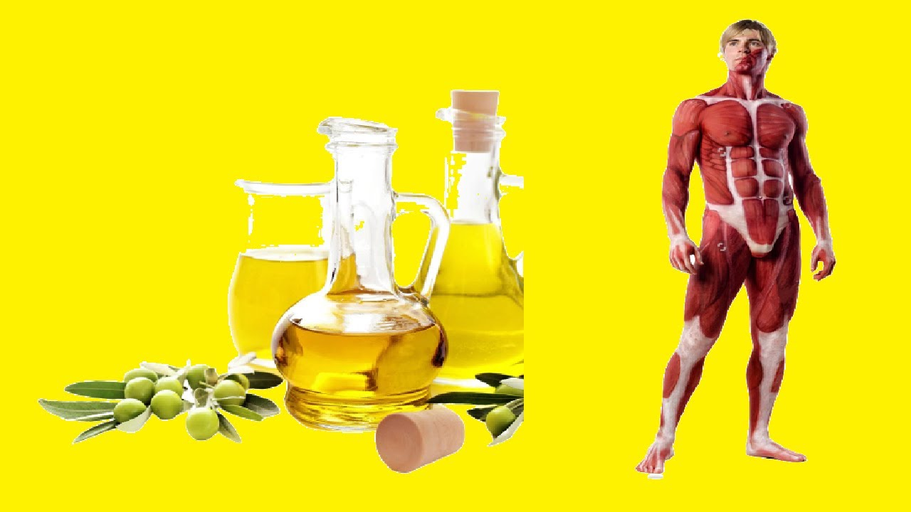 What happens if you drink olive oil ?