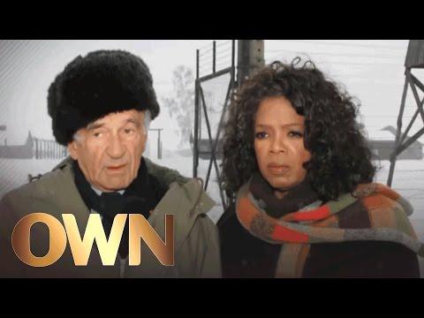 #10: Oprah Interviews Elie Wiesel at Auschwitz | TV Guide's Top 25 | Oprah Winfrey Network