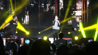 [Fancam] 141101 Song Jihyo in Malaysia - Turned off the TV(TV를 껐네)