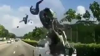 Moto 🏍 accident