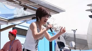 Kim Yeon Ja - 고향역+청춘을 돌려다오+고장난 벽시계, 김연자 - 고향역+청춘을 돌려다오+고장난 벽시계[정오의 희망곡 김신영입니다]20180409