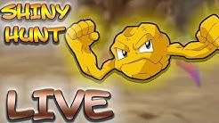 SHINY KLEINSTEIN FANGEN HOFFENTLICH 😂 - Pokemon Lets Go Evoli & Pikachu