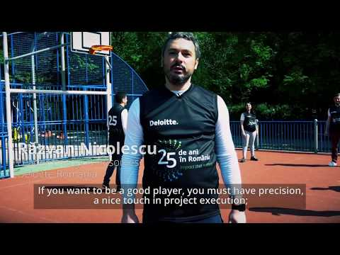 Impact that matters: Deloitte Romania Energy & Resources Team | 25th Anniversary