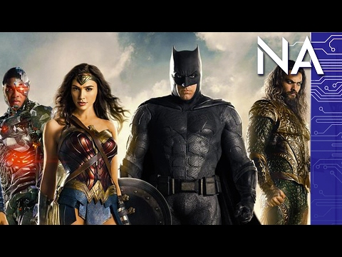 The Justice League Movie Synopsis Reveals...