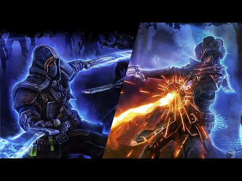 Repeat Grim Dawn - Crucible Wave 130 - 150 World's First