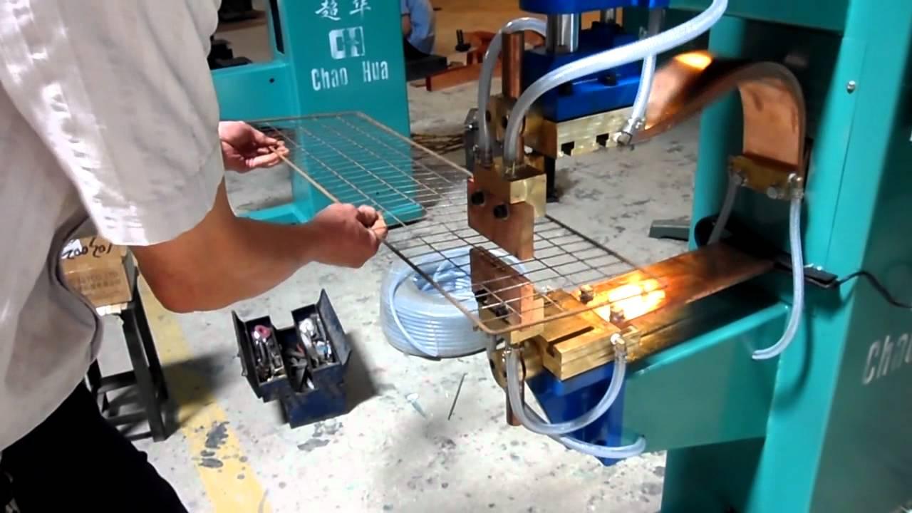 Pneumatic Multi Point Welding Machine Youtube