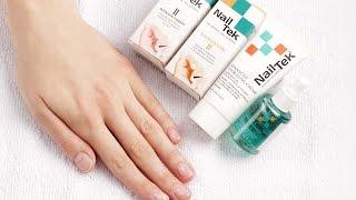 Обзор средств для укрепления ногтей Nail Tek