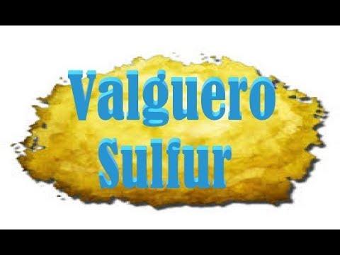 Valguero Sulfur