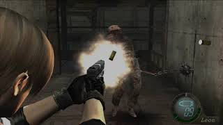 Resident Evil 4 - Chapter 5-4 03 Security Station