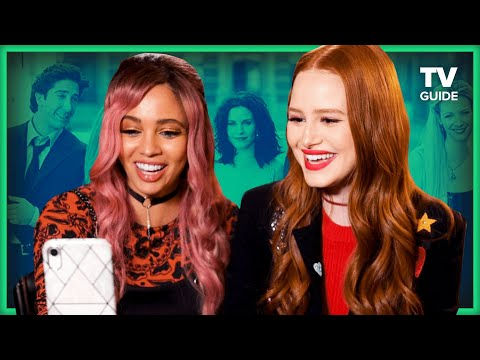 Riverdale Cast Finds Out Which FRIENDS Character They Are