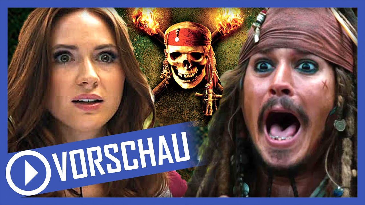 Fluch Der Karibik 6 Barbossa überlebt